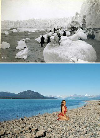 Alaskan glacier2